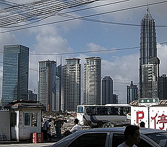 [photo of Shanghai]